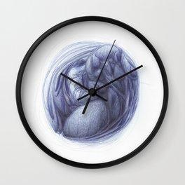 Vitae Sanctorum XXIII Wall Clock