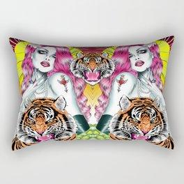 Royal Blood Rectangular Pillow
