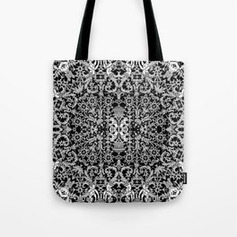 Lace Variation 01 Tote Bag