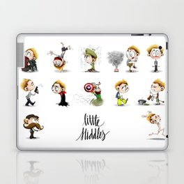 It's Hiddles O'Clock Laptop & iPad Skin