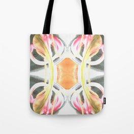 Tulip Washout Tote Bag