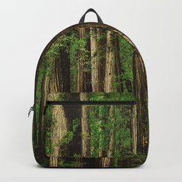 Sitting in the Forest Backpack