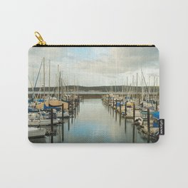 Sail Boats at the John Wayne Marina Carry-All Pouch