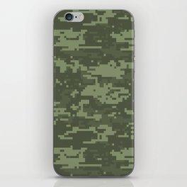 Cyber Camo iPhone Skin