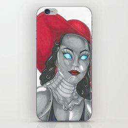 Iron Anne Wine iPhone Skin