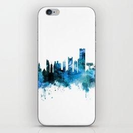 Boston Massachusetts Skyline iPhone Skin
