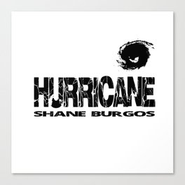 """Hurricane"" Canvas Print"