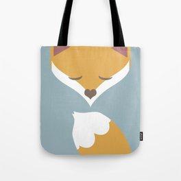 liška Tote Bag