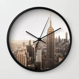 Empire Love Wall Clock