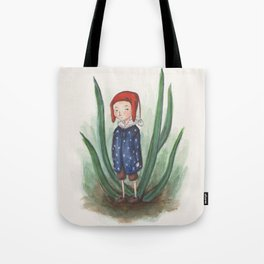 The Little Dewling Tote Bag