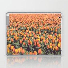 Tulips field #1 Laptop & iPad Skin