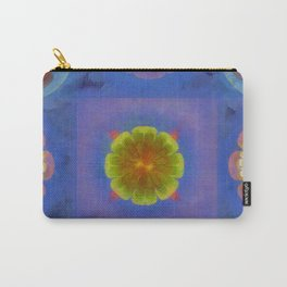 Belton Concord Flower  ID:16165-091237-53390 Carry-All Pouch