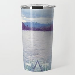 Breathe in the Beauty of Nature Travel Mug