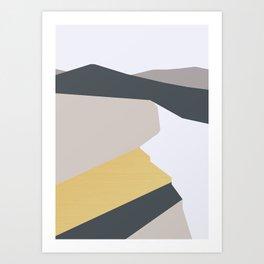 Abstract 35 Art Print