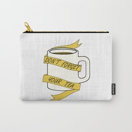 Don't forget your drink Carry-All Pouch