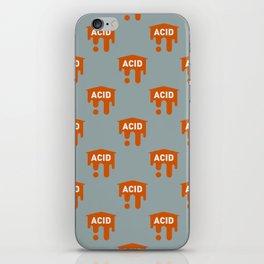 Acid House iPhone Skin