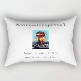 Expert 2 Rectangular Pillow