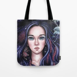 The Ocean In Me Tote Bag