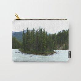 Sunwapta Falls - Jasper National Park Carry-All Pouch