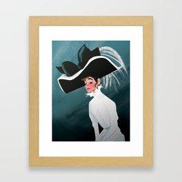 My Fairy Lady Framed Art Print