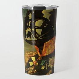 Portrait of Lord Vader Travel Mug