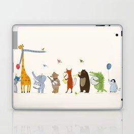 little parade Laptop & iPad Skin