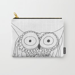 Hoo Carry-All Pouch
