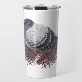 Rock Pigeon Travel Mug