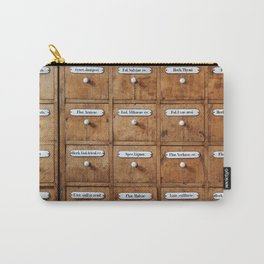 Pharmacy storage Carry-All Pouch
