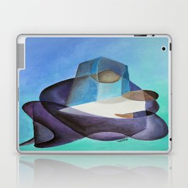 Mary and The Baby Messiah Laptop & iPad Skin