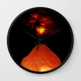 Connotation Wall Clock