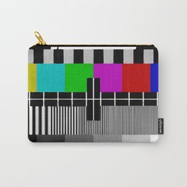 TV PTV Circle Carry-All Pouch