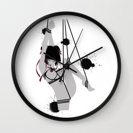 Chiyo - Eternal Wall Clock