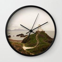 Tŵr Mawr Lighthouse Wall Clock