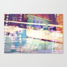 10 number Canvas Print