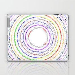 Genome Circles 2 Laptop & iPad Skin