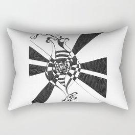 The Fertile Mind by Riendo Rectangular Pillow