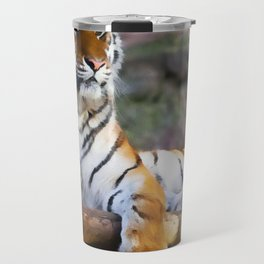 Regal Tiger Travel Mug