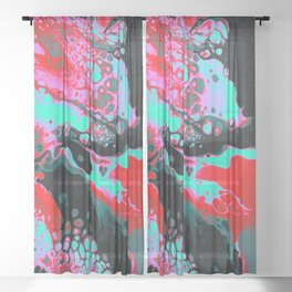 ABEL & CAÏN Sheer Curtain