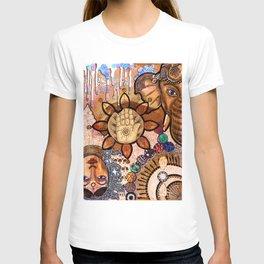 Ganesha Laxmi Blessing T-shirt