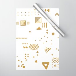 Boho Minimal Mood I. Wrapping Paper