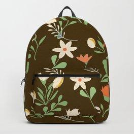 floral 2 Backpack
