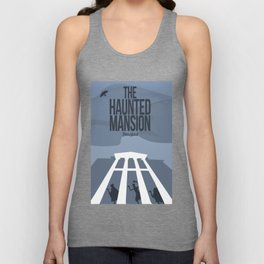 The Haunted Mansion Unisex Tank Top