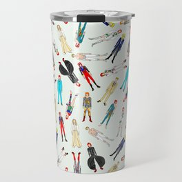 Floating Heroes Travel Mug