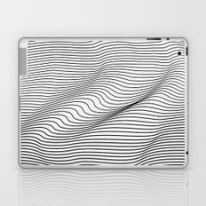 Minimal Curves Laptop & iPad Skin
