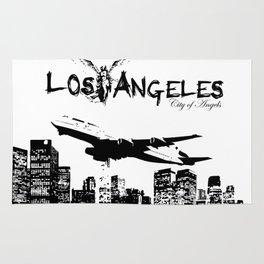 Los Angeles: City of Angels Rug
