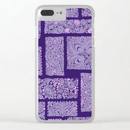 Katrina Clear iPhone Case