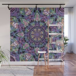 Abstract Flower AA YY QQQ Wall Mural