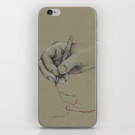 Drawing iPhone Skin