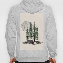 Full Moon Rising Hoody